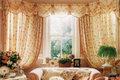 无锡客厅窗帘设计